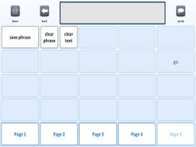 T9 Keyboard Eye Tracking - Online Grids