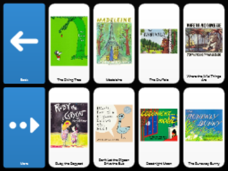 Youtube bookshelf online grids for Storybook nanny