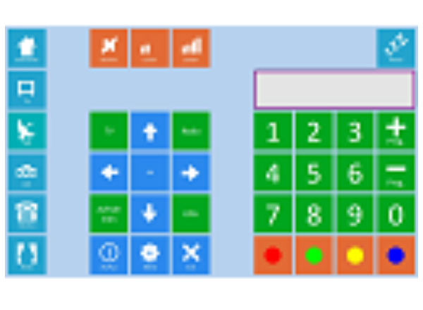 Umfeldsteuerung - Online Grids